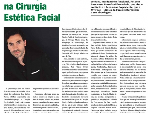 Atualização na Cirurgia Estética Facial